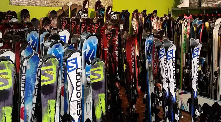 Mammoth Mountain Beginner and Demo Rentals